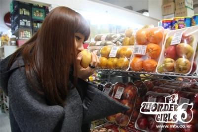 sunmis love for tangerine