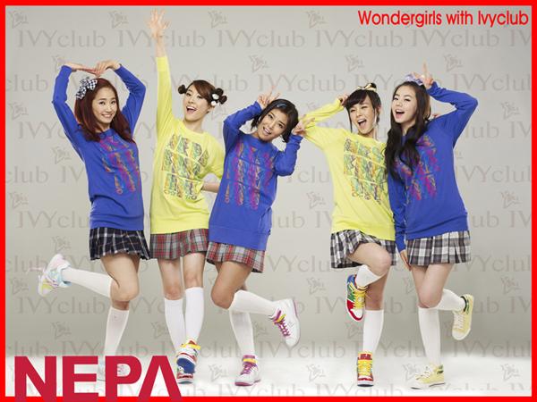 баруун талаас SoHee, SunYe, YuBin, SunMi, YeEun