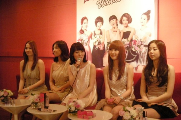 beauty-class wonder girls