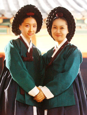 sunmi as DaeJangGuem 1